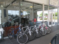 subaru of plano mountain bikes